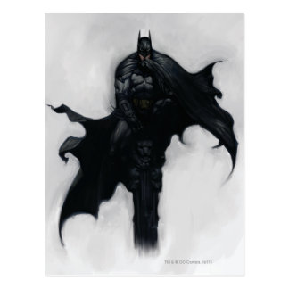 Illustration de Batman Carte Postale