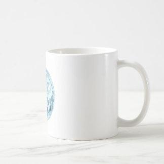 Illustration de boule de disco mug