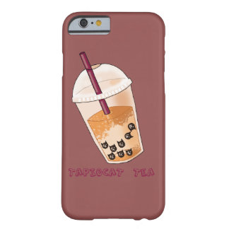 Illustration de calembour de thé de Tapiocat Coque iPhone 6 Barely There