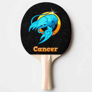 Illustration de Cancer Raquette De Ping Pong