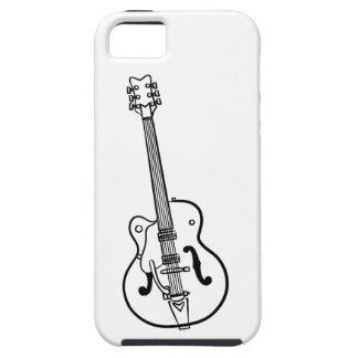 Illustration de guitare électrique - cas protecteu coques iPhone 5 Case-Mate