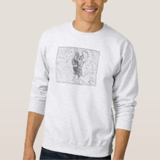 Illustration de Hevelius :  Sweatshirt d'Orion