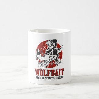 Illustration de rockabilly/Psychobilly Wolfbait Mug