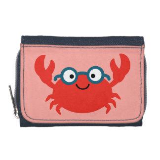 Illustration mignonne de crabe de Specky
