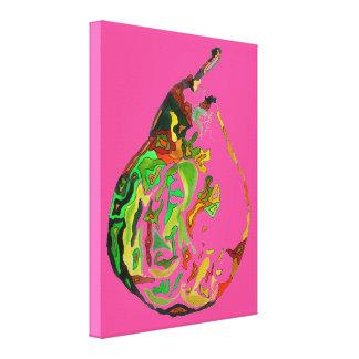 Illustration pour aquarelle d'art d'art de bruit toiles