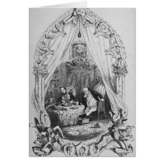 """Illustration """"que le Pickwick empaquette"""" par Cartes"""