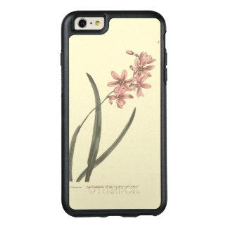 Illustration rose du muguet coque OtterBox iPhone 6 et 6s plus