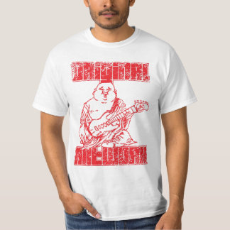 Illustrations originales affligées t-shirts