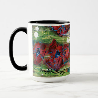 Illustrations originales de tasse de café et de