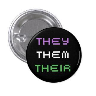 ils pronoms badges