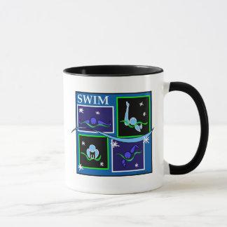 IM hiver de matin Mug