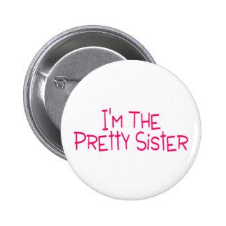 Im la jolie soeur badges