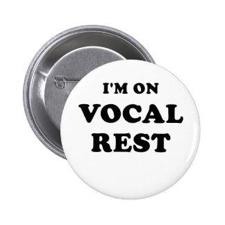 Im sur le repos vocal badges