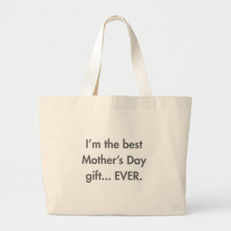 Im-the-best-mothers-day-gift-fut-gray png sac en toile