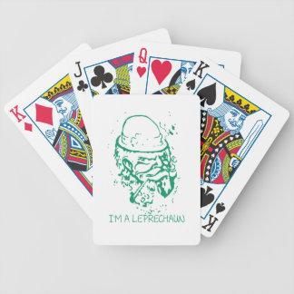 Im un lutin cartes à jouer