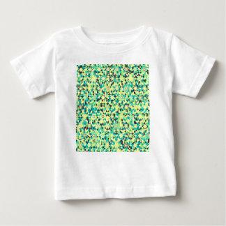 image abstraite t-shirt pour bébé