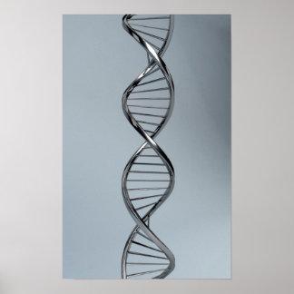 Image conceptuelle d'ADN 2 Posters