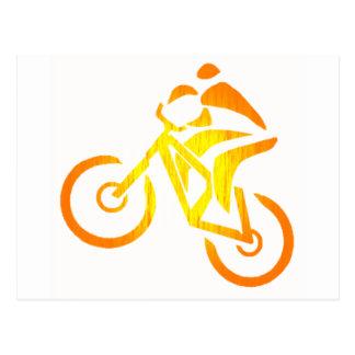 Image d'Apollos de vélo Carte Postale