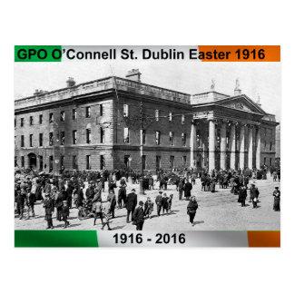 Image de 1916 Irlandais pour la carte postale
