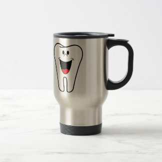 Image de dentiste mug de voyage