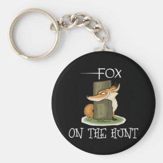 Image de Fox Porte-clef