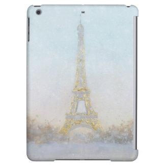 Image de l'aquarelle   d'Eiffel Towe