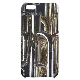 Image de photographie de tuba étui iPhone 5C