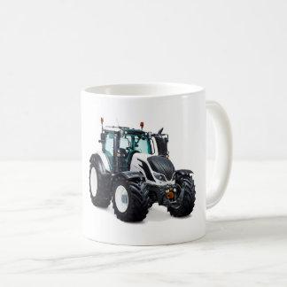Image de tracteur pour la tasse blanche classique