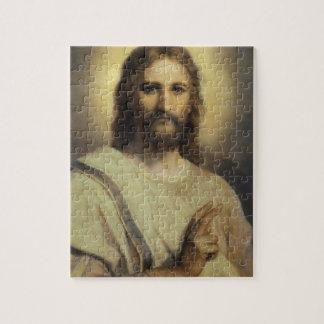 Image du seigneur - Heinrich Hofmann Puzzle