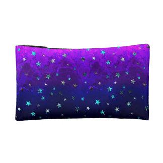 Image étoilée de belle nuit de galaxie de l'espace trousses de toilette