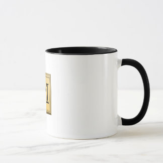 Image imprimée d'une conception faite sur commande mug