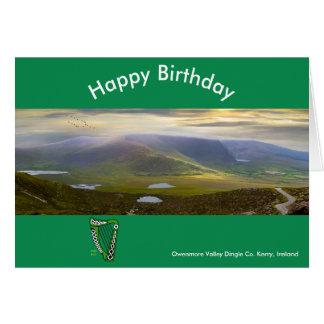 Image irlandaise pour cartes
