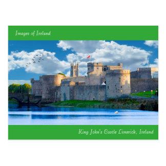 Image irlandaise pour la carte postale