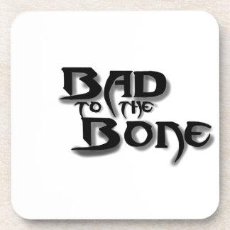 image, mauvaise à l'os dessous-de-verre