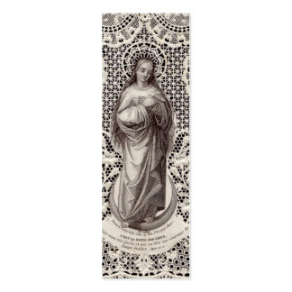 Image religieuse vintage pour l'art de glissière d cartes de visite professionnelles