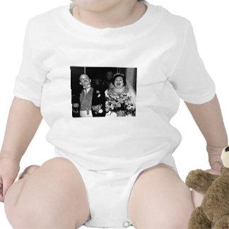 Image vintage de mariage t-shirt