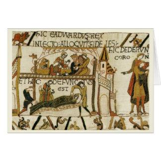 Image vintage de reproduction, tapisserie de cartes de vœux