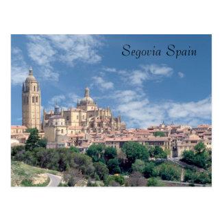 Images de carte postale de l'Espagne