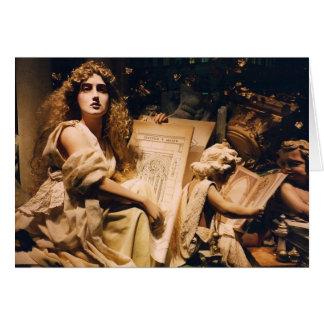 Images de la féminité - Fortnam Muse Cartes De Vœux