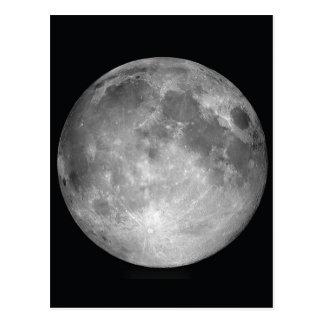 Images de pleine lune cartes postales