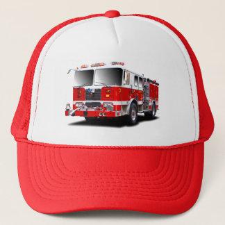 Images de pompe à incendie pour des casquettes de