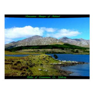Images irlandaises pour la carte postale