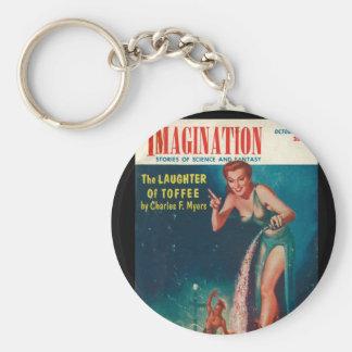 Imagination - art 1954-10_Pulp Porte-clé Rond