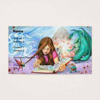 Imagination Cartes De Visite