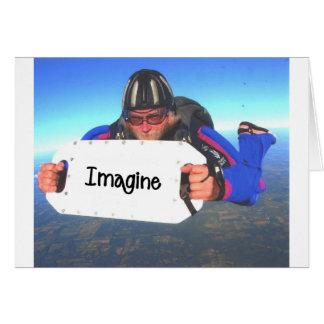 Imaginez Carte De Vœux
