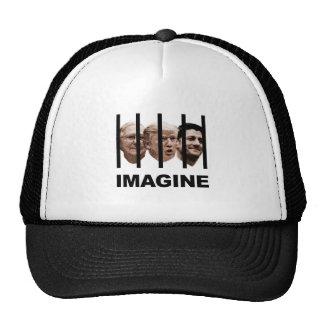 Imaginez l'atout, le McConnell et le Ryan derrière Casquettes De Camionneur