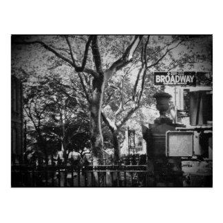 Imaginez New York Carte Postale