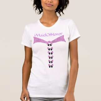 iMaid d'honneur - T-shirt