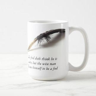 Imbécile sage de Shakespeare | Mug