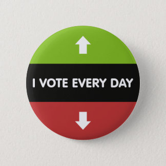 Imgur - vote d'I chaque jour Pin's